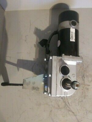 DC Electric Wheelchair Motor with Bracket, M1P 70600409, 20070521