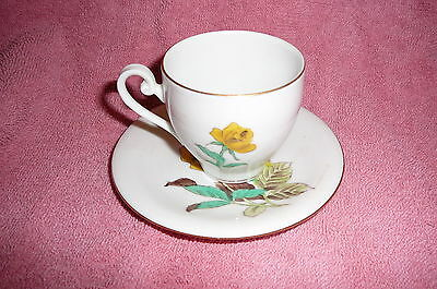Ragrl Sealy China Hand Painted From Japan Tea Cup And Saucer Sfh