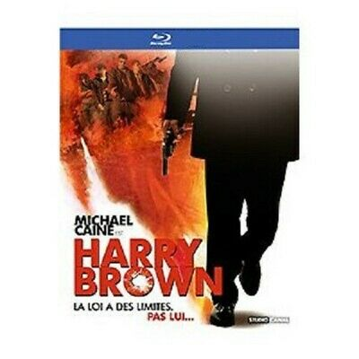 Harry Brown (Michael Caine) BLU-RAY NEUF SOUS BLISTER