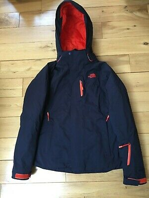 North Face ski jacket ladies size small