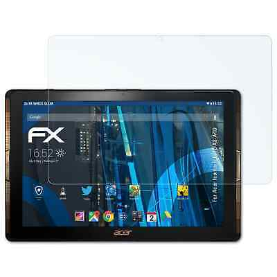 atFoliX 2x Acer Iconia Tab 10 A3-A40 Anti-choc Film Protecteur FX-Shock-Clear