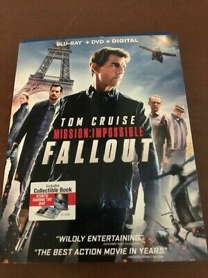 Mission Impossible:Fallout (BluRay / DVD)