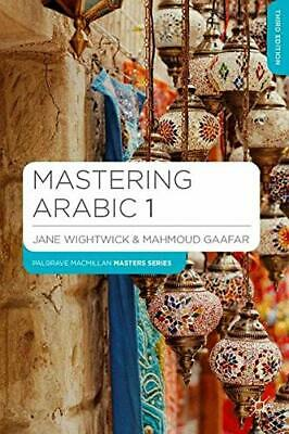 Mastering Arabic 1 Book and 2 CD Language Course. Palgrave Masters Series. New