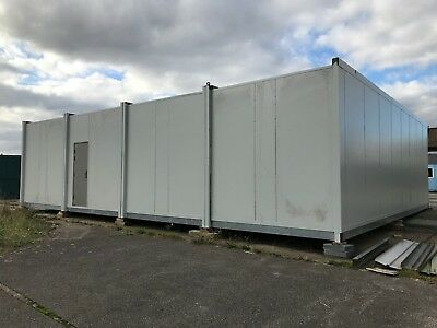 Modular Building, Site Office, Portable Building, 12.4m x 9.9m (1771)
