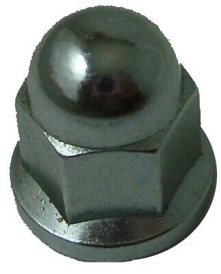 HEX CAP NUT (M6) (Lot of 175)