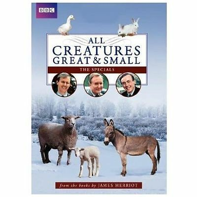 All Creatures Great & Small: The Specials (BBC) New DVD Region 1