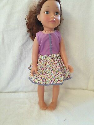 Design A Friend type Doll Clothes for 18 inch doll.