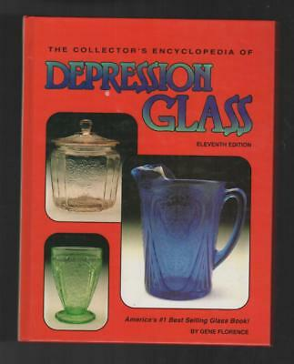 The Collector's Encyclopedia of Depression Glass 11th Ed. by Gene Florence 1994