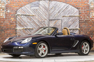 2006 Porsche Boxster S Tiptronic Auto 06 280 hp Convertible One Family Owned From New Well Serviced See Description!