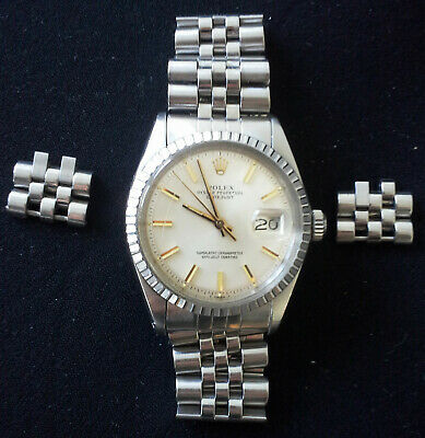 Rolex 1603 Datejust Oyster Perpetual Watch Men S C 1973 75 70s
