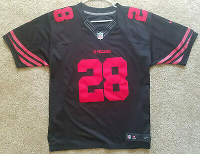 new product a3086 e5bfd NIKE JUSTIN SMITH San Francisco 49ers Jersey Mens Sz 56 Nike ...