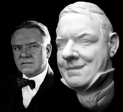 W.C. Fields Life Mask. Never Give a Sucker an Even Break, The Bank Dick