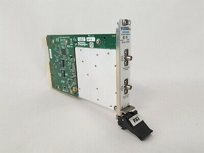 National Instruments NI PXI-5652 RF Signal Generator 500kHz-6.6GHz For PXIe-1075