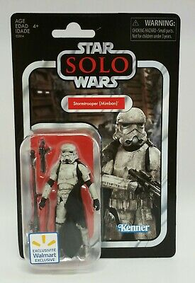 Star Solo Wars Vintage Collection VC123 Mimban Stormtrooper Walmart Exclusive