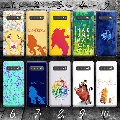 coque samsung j4 plus disney le roi lion