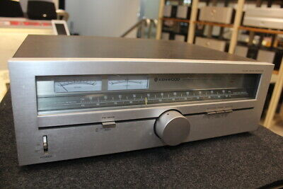 Kenwood KT-615 AM/FM tuner in excellent condition