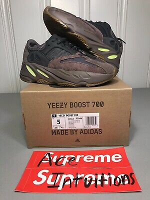 e4bde7265 ADIDAS YEEZY BOOST 700 Mauve Brown EE9614 Size 5 Brand New -  425.00 ...