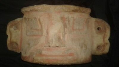 Authentic, Chavin Carved  Mortar,precolumbian,moche, chimu