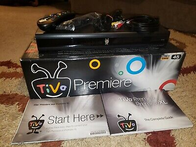 TiVo ® Premiere Series4 DVR with Product tivo tcd746320