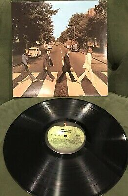 The Beatles - Abbey Road - 1st Pressing 1969 - Apple - Excellent!