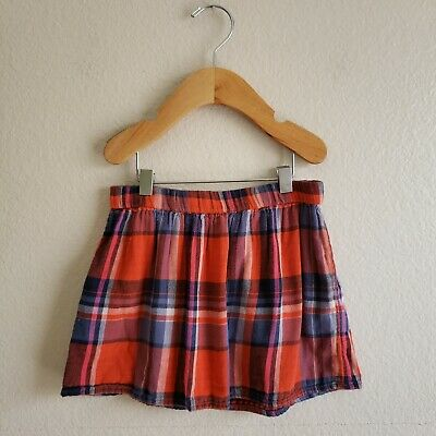 5 Old Navy Plaid Toddler Girls Skirt Size Xs Clothing, Shoes & Accessories Skirts