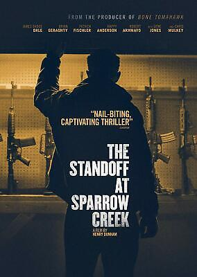The Standoff at Sparrow Creek (DVD, 2019) Drama*Thriller*Mystery-Free Shipping