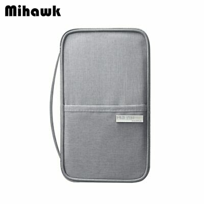 Passport Wallet Traveling Credit Cards Pouch Holder Collation Travel Bags Unisex