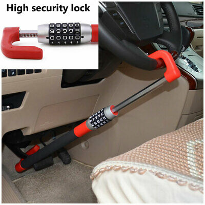 Car Steering Wheel Lock Car Van Security Device Clutch Lock Car Anti Theft