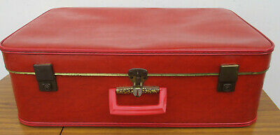 Good Size Vintage/retro, Travel Case.  Very Solid.  Collectible