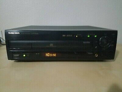 Pioneer CLD-D504 Laserdisc Dolby Digital AC3-RF play both sides and Cd  Karaoke