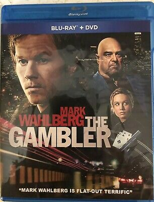 The Gambler [New Blu-ray] With DVD. Mark Wahlberg. New. Free Shipping.
