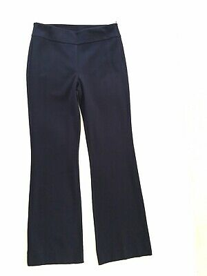 CABI 9 To 5 Classic Navy Trouser Size 10 Spring 2018 Style 5312 NWOT