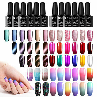 UR SUGAR Nail Art Vernis à Ongles Semi-permanentSoak off UV Gel Polish Manucure