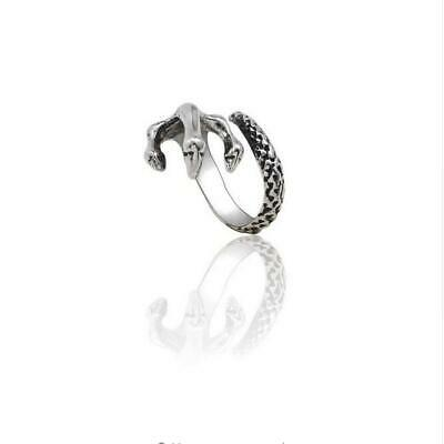Gothic Sharp Dragon Claw Vintage Jewelry Unisex Stainless Steel Punk Rock Ring