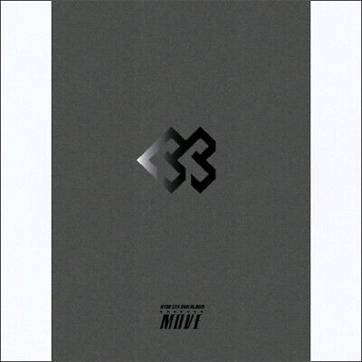 BTOB - Move (5th Mini Album) CD NEW SEALD KPOP