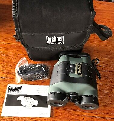 Bushnell 2.5x42 Night Vision Binocular w'Built-in infrared - Model 26-0400