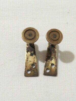 Old Small Regulator Wall Clock Stabilizers For Gustav Becker , Riech Clock !