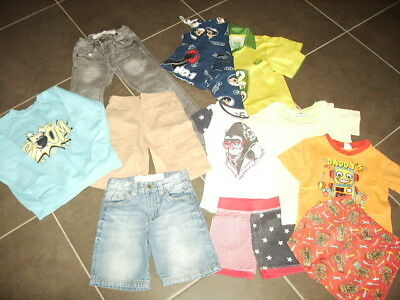 Boys Clothes - Size 5 - Euc, Bonds, Cotton On, Etc  - 8 Items!!