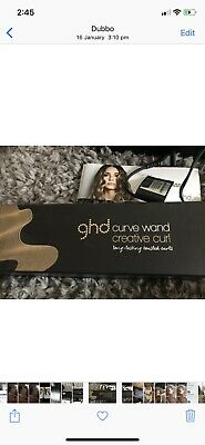 GHD Curve Classic Wave Wand *as new condition*