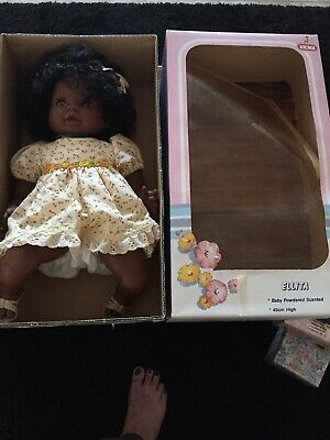 Collectable Vintage Doll In Box