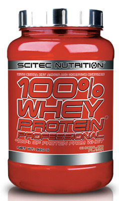 Scitec Nutrition 100% Whey Professional 920g