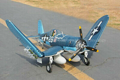 PNP EDITION RC plane big 1600 mm F4U Pirate With folding wing and