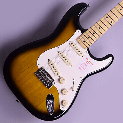 FENDER: ELECTRIC GUITAR Made in JAPAN Hybrid 50S Stratocaster Tobacco  Burst#2