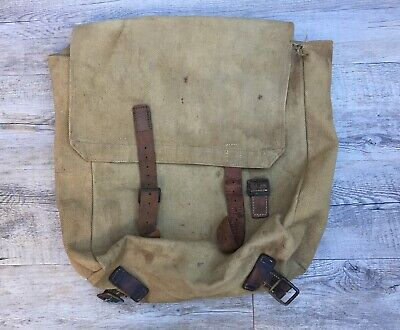 Original 1915 Ww1 Aust/brit Back Pack