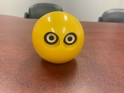 NAB National Bank Owl yellow money box