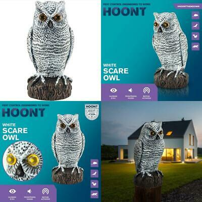 HOONT POWERFUL SOLAR Battery Powered Ultrasonic Outdoor Pest