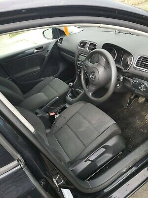 VW Golf 1.6 TDI 2009 DPF (golf R alloys)