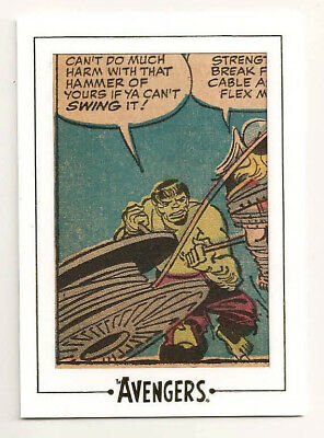 Avengers: Silver Age Archive Cuts Panels  AVGOLD 3   RARE!!   Hulk/Thor