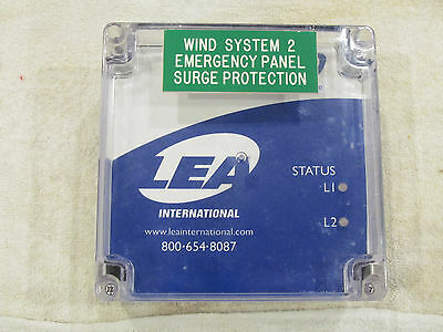 LEA International Surge Protection SP100 120/240V Home Residential Generator