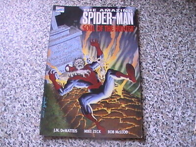 The Amazing  Spider-Man - Soul Of The Hunter  Tpb